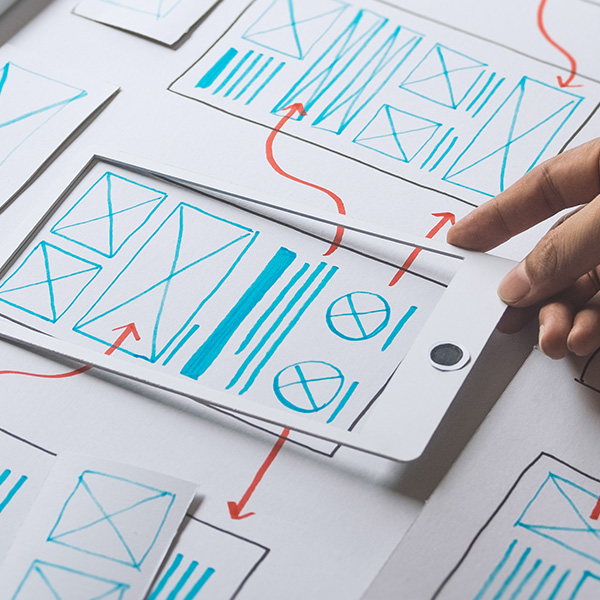 Jobba som UX designer på Digitala Samtal
