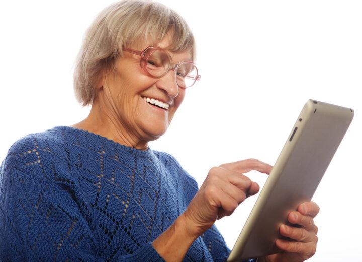 Säkra videosamtal för äldreomsorgen, därför behövs de